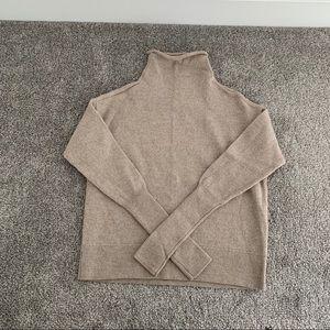 Aritzia Wilfred Merino Wool Sweater.